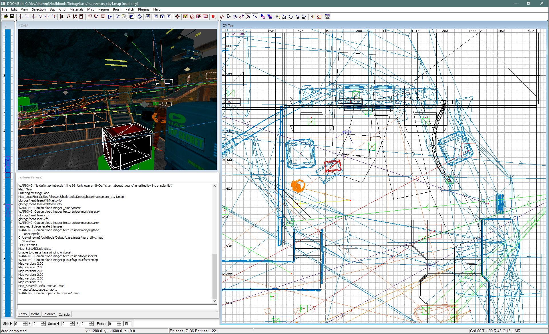 dhewm3 - Doom3 Source Port